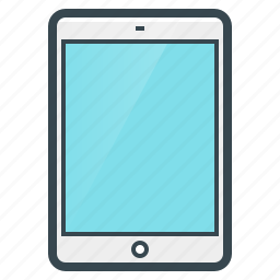 device, mobile, phone, screen, smartphone, tablet icon