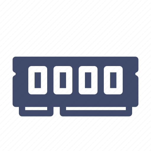 battery, device, hardware, memory, ram, storage, technology icon