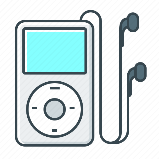 Classic, devices, headphones, ipod, ipod classic, player icon - Download on Iconfinder
