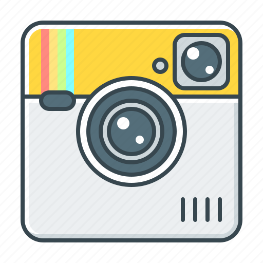 devices, image, instagram, photo, photography, picture, polaroid icon