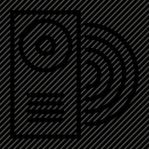 hardware, loud, louder, loudspeaker, sound, volume icon