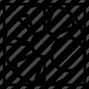 cooler, fan, hardware, heatsink, notification, problem icon