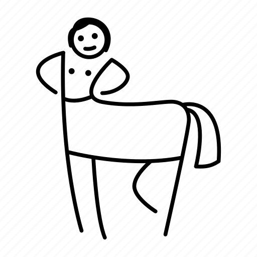 centaur, collection, final, harry potter icon