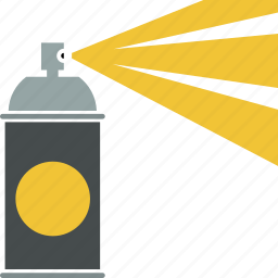 can, paint, painting, spray, spraying icon