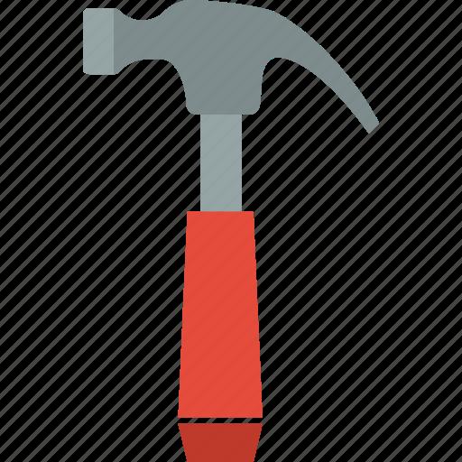 hammer, hardware, mart, tool icon