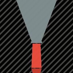 rasp, scraper, scratcher, tool icon