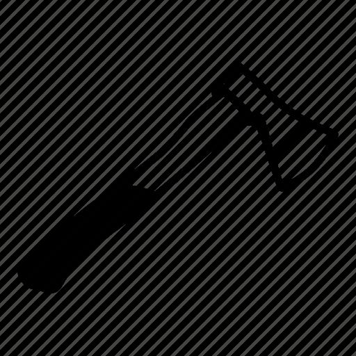 ax, bill, hatchet, wood axe icon