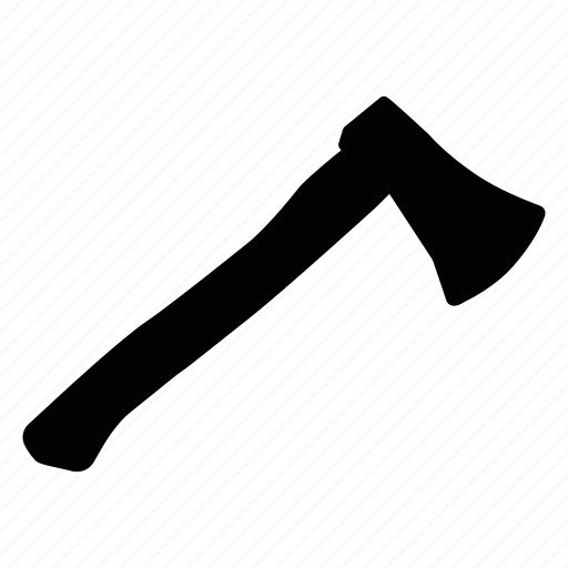 ax, axe, bill, hatchet, tool, wood axe icon