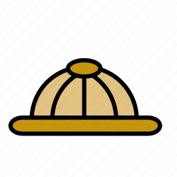 hat, headwear, helmet, safari icon