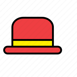 hat, headwear icon
