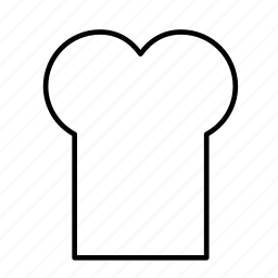 chef, cook, cooking, hat, headwear icon