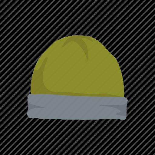 bonnet, bugler hat, cap, fashion, hat, winter hat icon