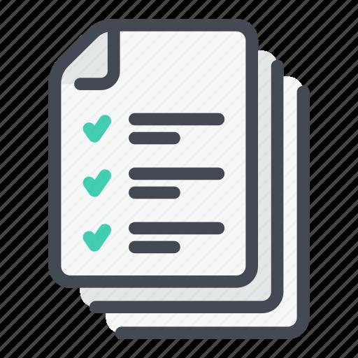 doc, docs, document, exam, file, quiz, test icon