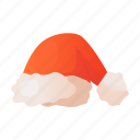 clothes, design, hat, headdress, santa claus, style