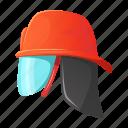 clothes, fireman, hat, headdress, helmet, rescuer, style