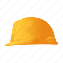 builder, clothes, design, hat, headdress, helmet, style