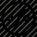 yang, yin yang, ying, ying yang icon