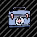 bag, doctor, medical