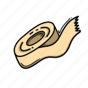 roll, tape, tool icon