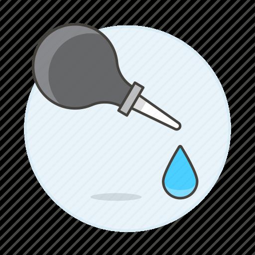 drop, dropper, health, medication, medicine icon