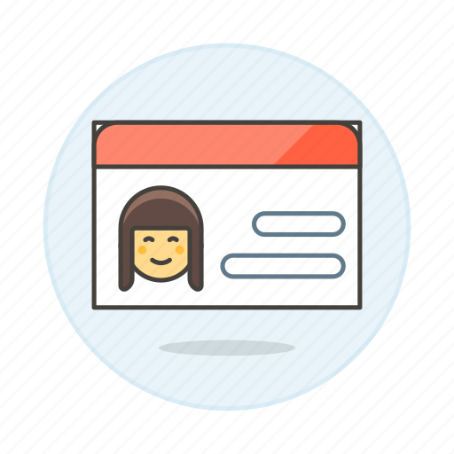 2, access, benefits, card, female, health, id, insurance, medical, services, treatment icon