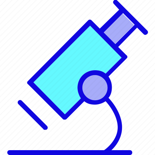 Health, laboratory, microscope, research, science, search, view icon - Download on Iconfinder