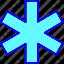 ambulance, clinic, emergency, health, hospital, medical, symbols icon