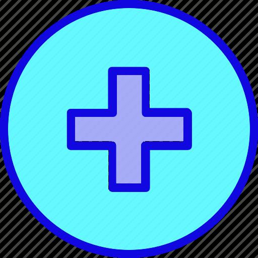 brand, design, health, healthcare, hospital, logo, medical icon