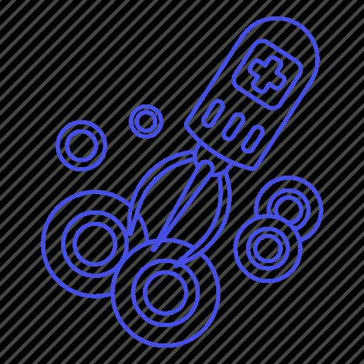 1, 3, ai, cell, finger, globule, gripper, health, medical, nanobot, nanobots, nanotechnology, repair, robot, surgeon, three icon