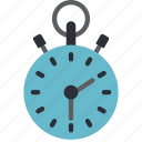 clock, fitness, health, stop, stop watch, timed, watch icon