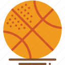 ball, basketball, fitness, game, health, netball, spalding icon