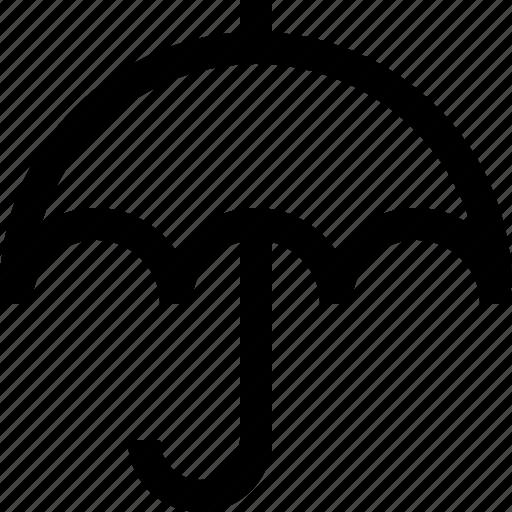 insurance, protect, secure, umbrella icon
