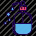body lotion, foam dispenser, hand gel, hand wash, liquid soap, soap dispenser icon