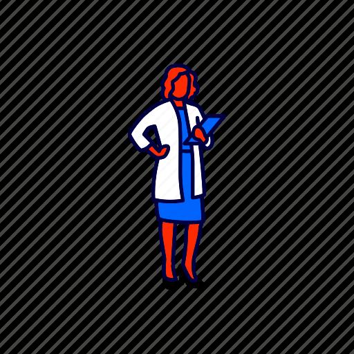 doctor, healthcare, medicine, physician icon