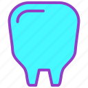 doctor, molar, mouth, tooth icon