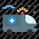 ambulance, care, health, medical