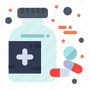 bottle, medicine, pills, tablet