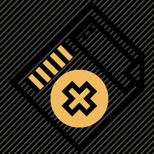Certificate, diagnosis, medical, prescription, record icon - Download on Iconfinder