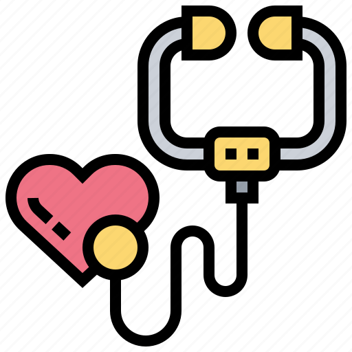 Cardio, checkup, clinic, doctor, heart icon - Download on Iconfinder