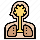 body, health, human, internal, organ icon