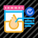 checkup, health, healthcare, regular, test, urine, vitro