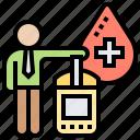 blood, diabetes, measurement, sugar, test