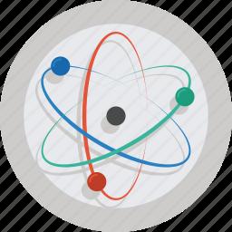dna, gene, health, medical, molecular, molecule, research, science icon