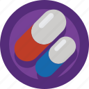 doctor, health, hospital, medical, medicine, pills icon