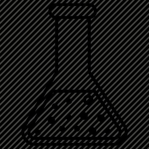 chemistry, experiment, lab, laboratory icon
