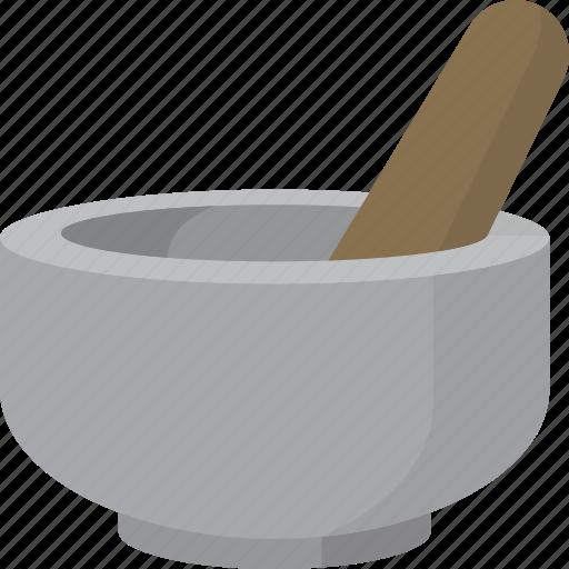 mortar, mortar and pestle, pestle, pharmacy icon