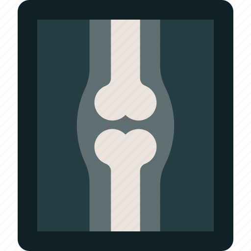 bone, medical, x ray, x-ray, xray icon