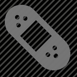 bandage, bandaid icon