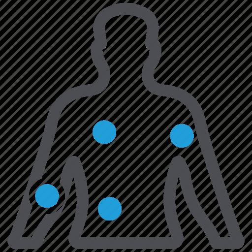 checker, diagnostics, healthcare, patient, symptom icon