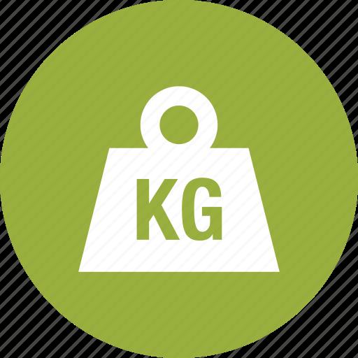 fitness, heavy, kilo, kilograms, strength, weight icon